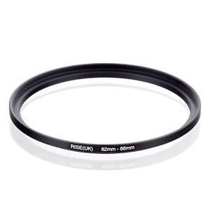 82-86 MM 82 MM- 86 MM 82 to 86 Step Up Ring Filter Adapter