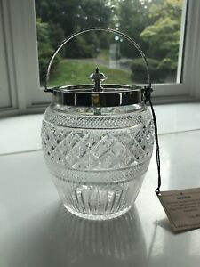 Kentshire Silver Plate Biscuit Barrel
