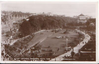 Dorset Postcard - The Central Gardens From The Square - Bournemouth RP Ref 5780A