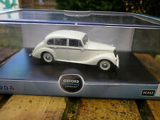 OXFORD ARMSTRONG SIDDELEY LANCASTER ivoire, comme neuf en boite.