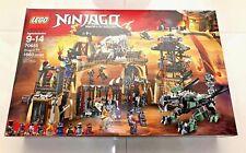 New Lego Ninjago 70655 - DRAGON PIT, 1660pcs, 9-14 years **FREE SHIPPING !!