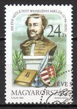 Hungary - 1996 Miklós Wesselényi (Reformer) - Mi. 4418 VFU