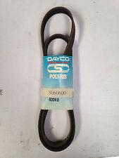 Dayco 15430 V Fan Belt 1979-82 Chevrolet Chevy Camaro Pontiac Firebird