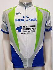 MAGLIA SHIRT CICLISMO GC MARINA DI MASSA VI.FRA TG.5 CYCLING JERSEY BIKE ES384