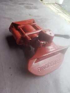 Ringfeder Anhängekupplung Typ 95/G150 LKW unbenutzt aus Insolvenz
