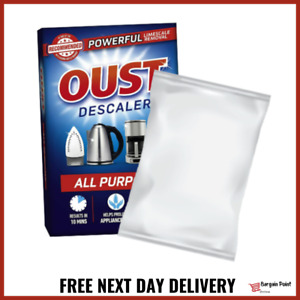 OUST All Purpose Descaler For Coffee Kettle Iron Limescale Remover & Cleaner