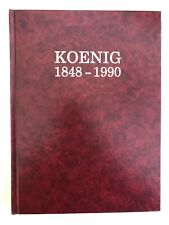 Koenig Family History