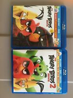 Angry Birds 1 And 2 Bluray No Digital