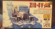 AER ZIS-5V 1/72 Automobile 7202 Russian Model Kit