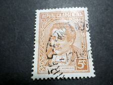 Argentina, 1935 Stamp Classic 368, Mariano Moreno Celebrity', Obliterated, Used