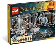 LEGO The Lord of the Rings The Mines Of Moria 9473 Brand New Sealed Mint