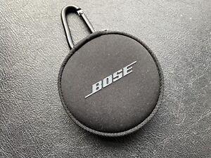 Bose Soundsport Earphone Carry Case Only No Earphones Included Black