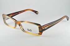 7dc26e729a46 Dolce   Gabbana Eyeglasses D G 1193 1572 Orange