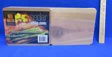 Cedar Grilling Planks Multi Lengths Outdoor BBQ 7x8 & 7x18 Total 8  Soak & Grill