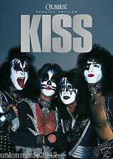 KISS CROSSBEAT SPECIAL EDITION Photo Book Magazine JAPAN Shinko 2015 F/S