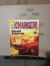 Hey charger magazine issue 3 mopars-chargers-dodges and plymouths