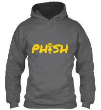 Phish Light Bulb - Gildan Hoodie Sweatshirt