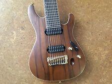 Ibanez s5528lw-hab prestige e-guitarra estuche duro B-Ware B-piso nuevo New