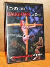 Jesus, the Daughter of God (DVD, 2013) Bill Zebub film NEW twisted comedy