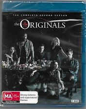 The Originals : Season 2 (Blu-ray, 2015, 3-Disc Set)New Region B Free Post