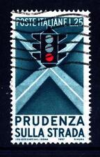 ITALY - ITALIA  REP. - 1957 - Campagna di educazione stradale