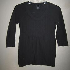 Women's Calvin Klein Jeans Sweater - Black  SIZE S