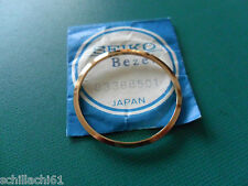 Seiko 6309, 7546 Bezel, Genuine Seiko Nos, See list below for models this fits