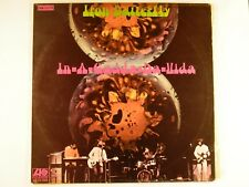 IRON BUTTERFLY In-A-Gadda-Da-Vida - Atlantic 1968 SD33250 - OZ pressing LP