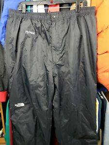 The North Face Tnf Black Hyvent Pants Size XL