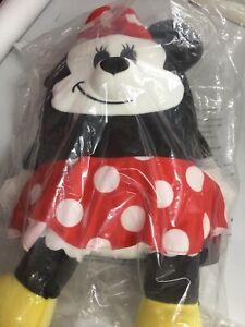 Disney Mocchi Minnie Mouse, Soft Plush Toys. 40cm. Tomy Australia made in China