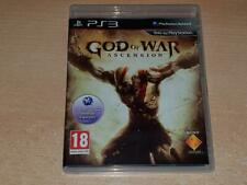God of War Ascension PS3 Playstation 3 (Italian Cover)