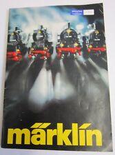 MÄRKLIN Katalog 1977
