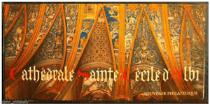 """France - """"ART ~ SAINT CECILIA ~ ALBI CATHEDRAL"""" MNH MS Pres Pack 2009 !"""