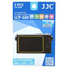 Glänzende Displayschutzfolie für Panasonic Kamera