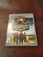Cabela's Big Game Hunter Pro Hunts  (Sony Playstation 3 ps3) w/ Case FAIR