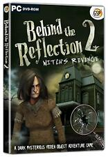 Behind The Reflection 2, Witch's Revenge, Hidden Object PC Game, NEW, XP Vista 7