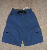 The Children's Place Boy's Blue Shorts Size 5 NWT