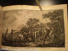 1780 Captain Cook South Sea Voyages Easter Island Polynesia Tahiti PLATES +