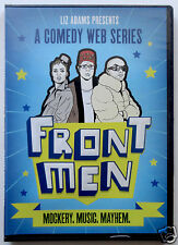 FRONT MEN [DVD] Mockery Music Mayhem, Comedy Web Series Episodes, Quest for Fame