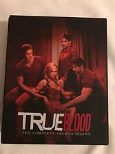 True Blood - THE COMPLETE FOURTH SEASON (4)! BLU-RAY! FREE SHIPPING! G20