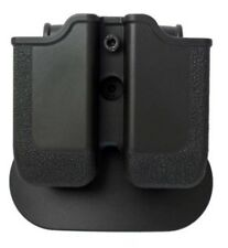 Z2050-MP05 IMI Defense Black Right Hand Double Magazine Pouch For Sig Sauer P227