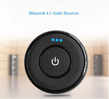 Car Wireless Bluetooth AUX 3.5mm Audio Stereo Adapter Music Receiver USB Charger