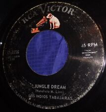 MB666 Los Indios Tabajaras Jungle Dream / Maria Elena 45 RPM Record