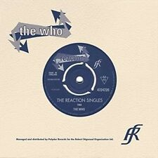 The Who Single Vinyl Records