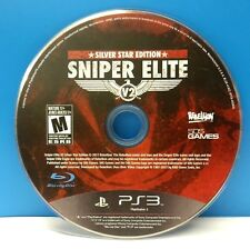 Sniper Elite V2 - Silver Star Edition (Sony PlayStation 3)(DISC ONLY) #12731