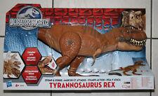Jurassic World T-Rex Tyrannosaurus rex Stomp & Strike Hasbro - Rare