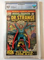 DR. Strange #3 Marvel Premiere CBCS