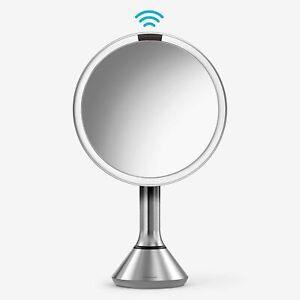Simplehuman sensor mirror with light in Silver