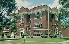 BUTLER MISSOURI HIGH SCHOOL HOME OF OLDEST ALUMNI ASSOC IN NATION POSTCARD 1960s