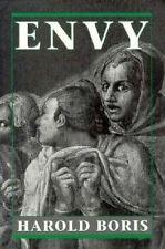 Envy by Harold Boris (Hardback, 1994) Human Experience
